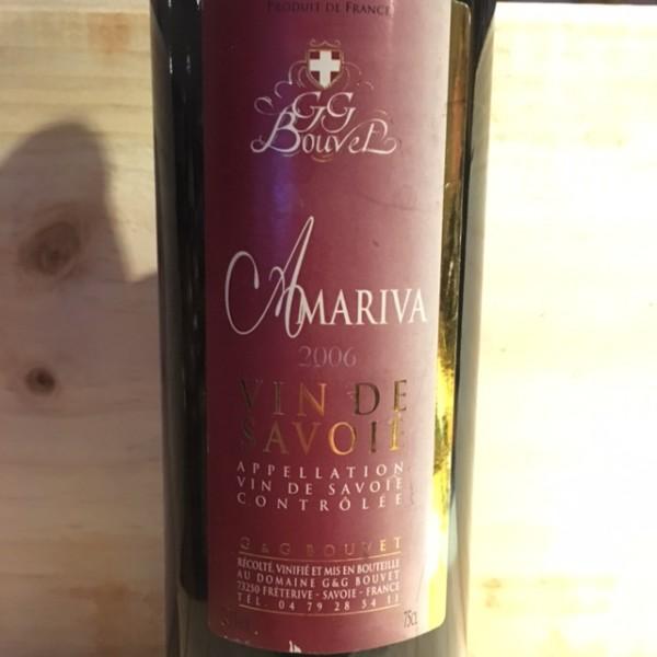 Amariva Persan-Cabernet Sauvignon Domaine Bouvet 2006