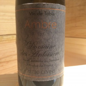 Ambre Vin de Table 2006