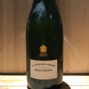Bollinger grande année 2007