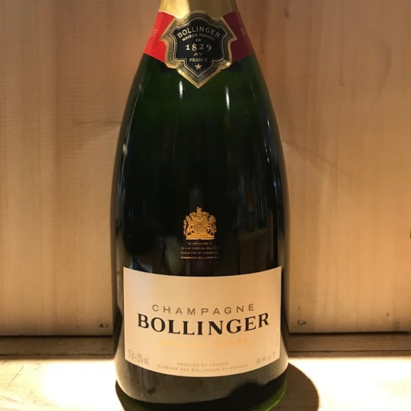 Bollinger spéciale cuvée