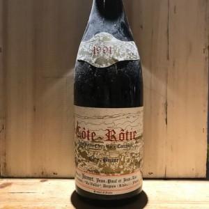 Côte brune 1991 Jamet