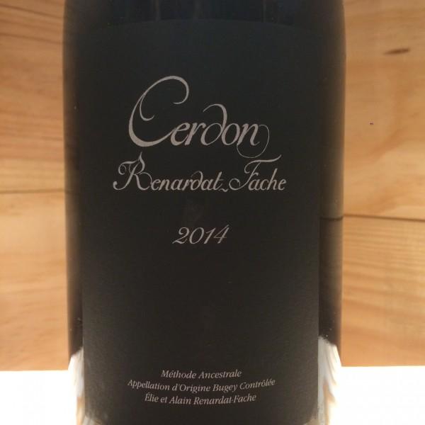 Champagne Savoie Cerdon Bugey 2019 Renardat Fache BIO