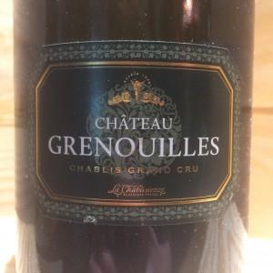 Chablis Grand Cru Grenouilles Domaine de la Chablisienne 2008