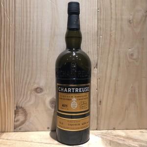 Chartreuse Reine des Liqueurs Jaune