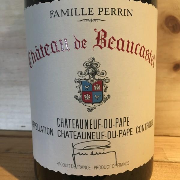 Chateauneuf du Pape Roussane Vielle Vigne, Château Beaucastel Perrin 2009