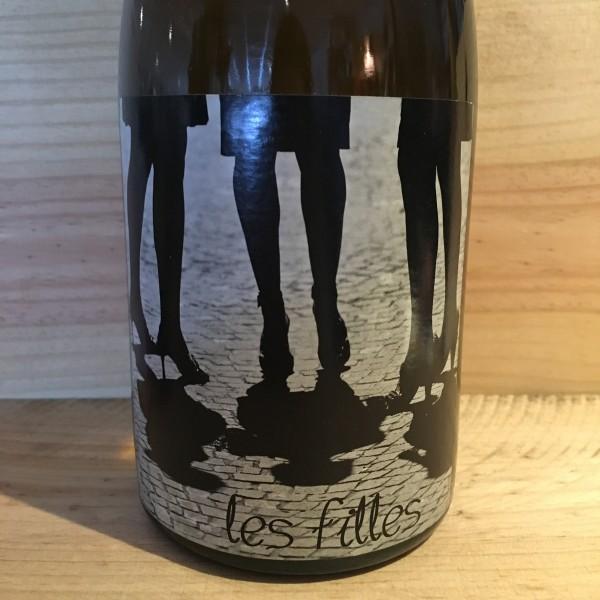 Vin Blanc Savoie Chignin Bergeron Les Filles Gilles Berlioz 2009