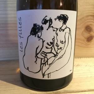 Vin Blanc Savoie Chignin Bergeron Les Filles Gilles Berlioz 2010