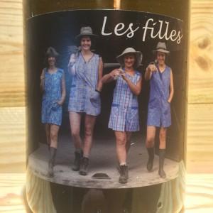 Bouteille Vin Blanc de Savoie Chignin Bergeron Les Filles Gilles Berlioz 2012
