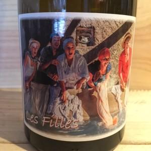 Vin Blanc Savoie Chignin Bergeron Les Filles Gilles Berlioz 2015