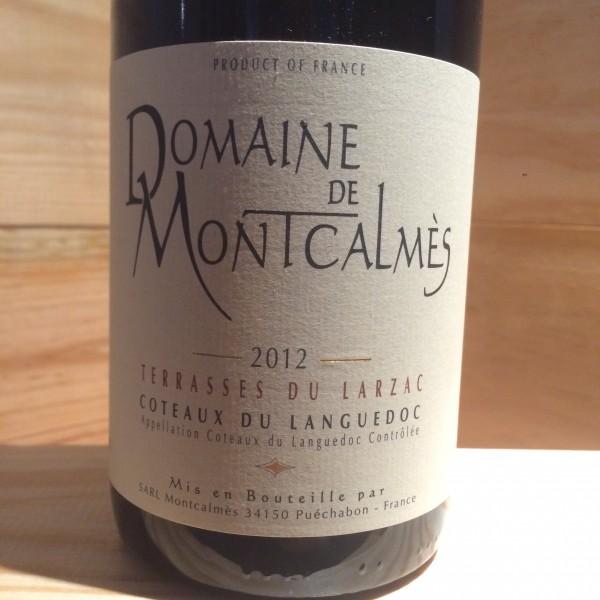 Coteaux du Languedoc Montcalmès  2012