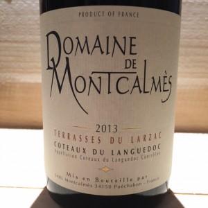 Coteaux du Languedoc Montcalmès  2013