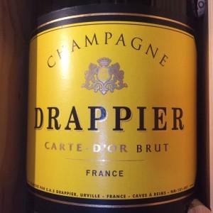 DRAPPIER CARTE D'OR BRUT