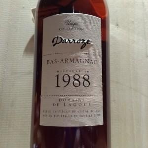 Darroze 1988 lagoué