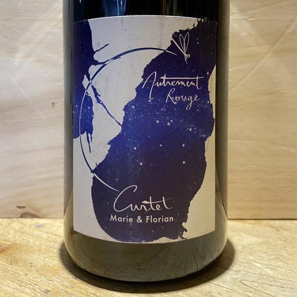 Vin rouge Savoie Autrement Assemblage Gamay, Pinot, Mondeuse Marie & Florian Curtet 2017