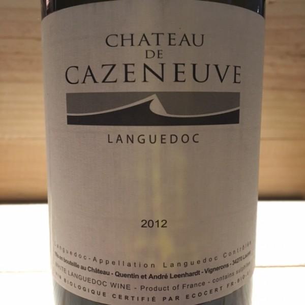 Languedoc Château de Cazeneuve 2012