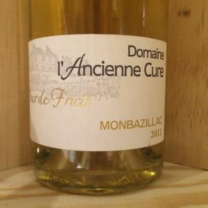 MONTBAZILLAC JOUR DE FRUITS L'ANCIENNE CUVE 2011