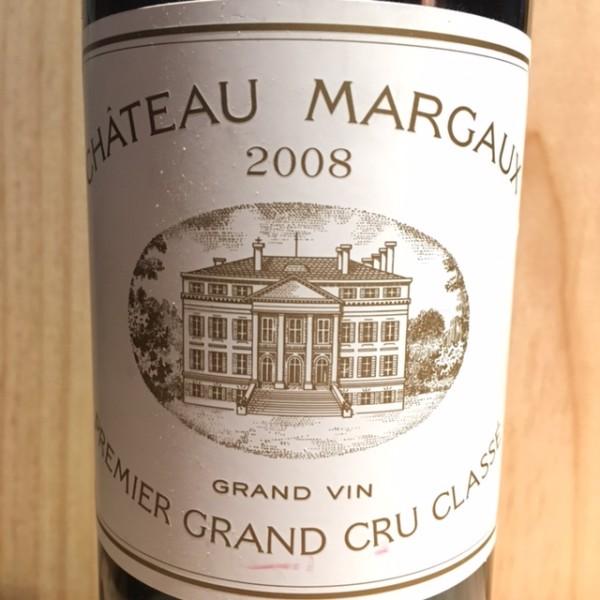 Margaux Château Margaux 2008