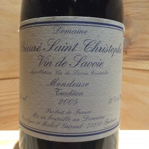 Mondeuse Tradition Michel Grisard 2005