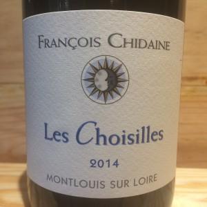 Montlouis Les Choisilles Francois Chidaine 2014