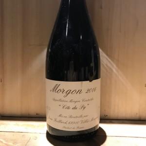 Morgon Côte de py faillard 2016