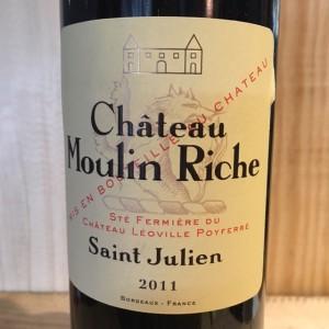 Moulin Riche Saint-Julien 2011