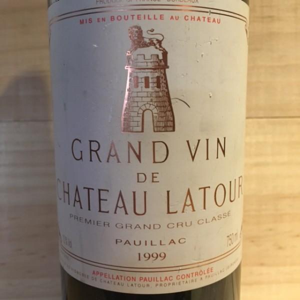 Pauillac Château Latour 1999