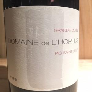 Pic St Loup Grande Cuvée Domaine de l'Hortus 2014
