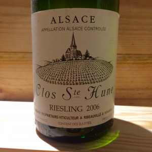 RIESLING CLOS ST HUME 2006