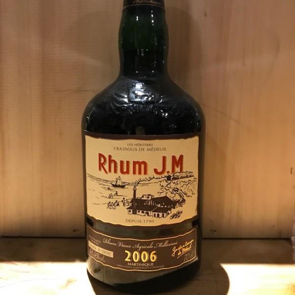Rhum J.M 2006