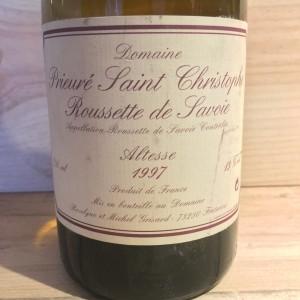 Roussette Michel Grisard 1997