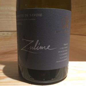 Roussette de Savoie Zulime Adrien Berlioz 2015
