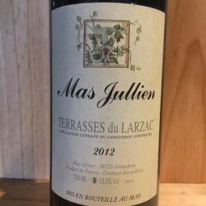 Terrasses du Larzac Mas Jullien 2012