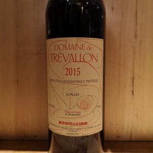 VDP des Alpilles Trevallon 2015