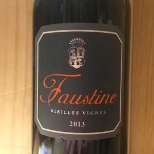 VIN DE FRANCE FAUSTINE ABBATUCCI 2013