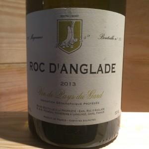 Vin de Pays du Gard Roc d'Anglade 2013