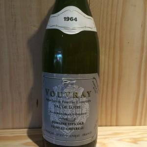 Vouvray moelleux Vigneau Chevreau 1964