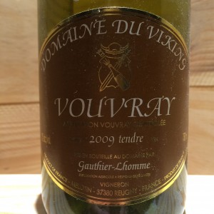 Vouvray tendre viking 2009