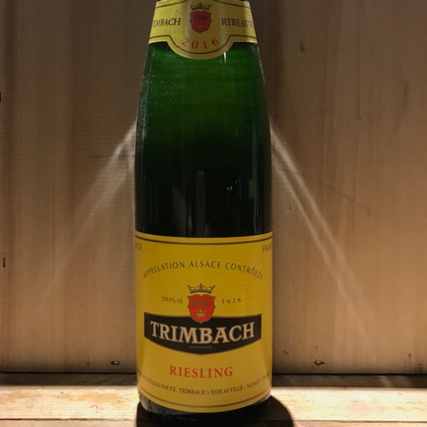 riesling trimbach 2016