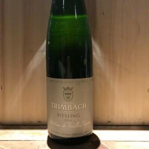 riesling vieilles vignes trimbach 2014