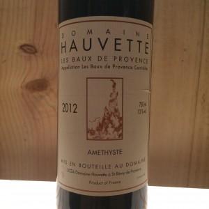 Les Baux de Provence Amethyste Hauvette 2012