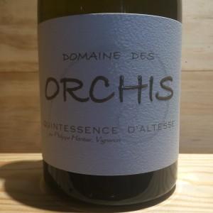 Mondeuse Quintescence Domaine Orchis Phillipes Héritier 2014