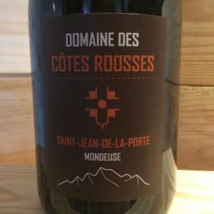 Vin de Savoie  Saint-Jean-de-la-Porte 2014 Domaine des Côtes rousses