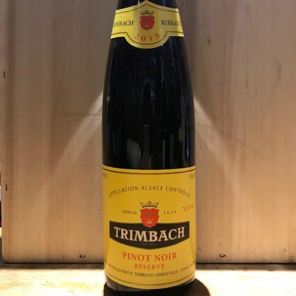 pinot noir trimbach 2015