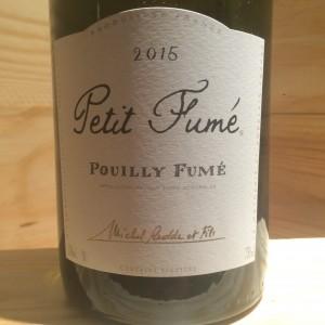 Pouilly Fumé Petit Fumé 2015 Michel Redde
