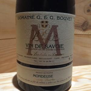 Vin de Savoie Mondeuse Sainte Barbe 2012 Domaine Bouvet