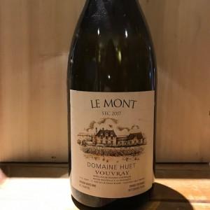 Vouvray Le Mont sec 2017 Domaine Huet