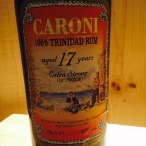 Caroni 17 ans d'âge Trinidad