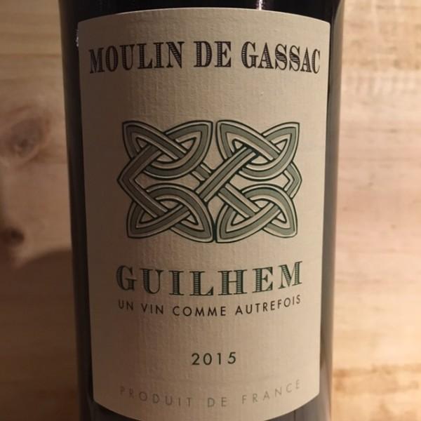 Pays d'Hérault Guilhem 2015 Moulin de Gassac