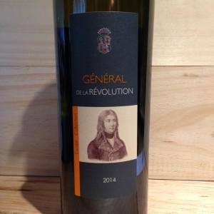 Vin de France Général de la révolution 2014 Abbatucci