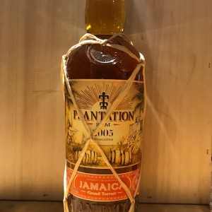 Plantation Rum 2005